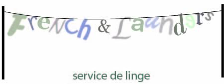 French and Launders service de linge ironing service